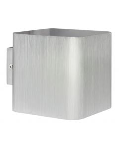 Kinkiet Oprawa Ścienna LED 1xG9 IZAR POLUX Aluminium NIKIEL