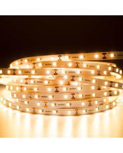 Taśma LED Pasek 12V 36W 300LED 2835 Ciepła 8mm 5m