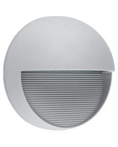 Oprawa Elewacyjna Lampa LED Kinkiet Ogrodowy IP54 3x3W 4000K CIOLLA Szara