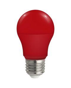 Żarówka LED E27 5W 270° Czerwona DEKORACYJNA SPECTRUM