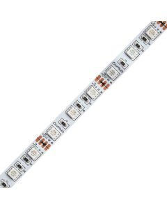 Taśma LED Pasek 12V 72W 300LED 5050 RGB 10mm 5m