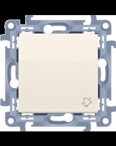 DZWONEK łącznik SIMON 10 KREMOWY CD1.01/41