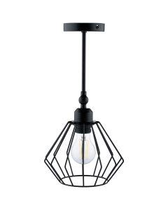Lampa sufitowo-ścienna FILIS geometryczna ruchoma druciana loft do LED 1xE27 LUMILED