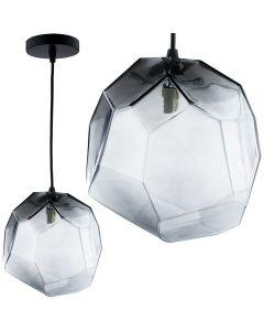 Lampa wisząca LAPIS ZWIS kryształowa szklana do LED 1xG9 LUMILED