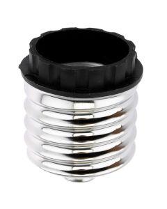 Redukcja gwintu LED przejściówka adapter E40 na E27