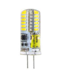 Żarówka LED G4 KAPSUŁKA 4W = 40W 380lm 6500K Zimna LUMILED