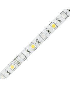 Taśma LED Pasek 12V 72W 300LED 5050 RGB + Neutralna IP65 10mm 5m