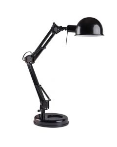 Lampka biurkowa LED E14 PIXA KT-40 Czarna Kanlux