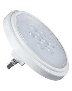 Żarówka LED G53 AR11111W 900lm 2700K Ciepła 40° KANLUX Biała