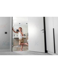 Oprawa sufitowa łazienkowa halogenowa szczelna QULES GU10 chrom Kanlux