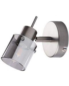 Oprawa lampa sufitowa EVELI G9 srebrna Kanlux
