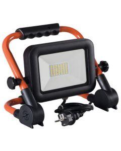 Naświetlacz Przenośny LED STATO Czarny 30W 2700lm 4000K Neutralna IP65 Kanlux