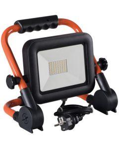 Naświetlacz Przenośny LED STATO Czarny 50W 4500lm 4000K Neutralna IP65 Kanlux