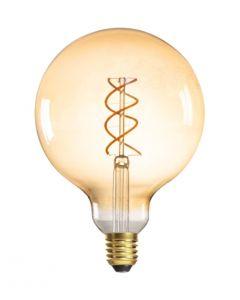 Żarówka LED FILAMENT XLED G125 E27 5W = 28W 290lm 1800K Ciepła Kanlux