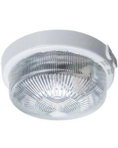 Plafon LED Oprawa Sufitowa Ścienna Natynkowa RUTO 100W IP44 Biała KOBI