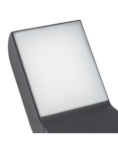 Kinkiet Ogrodowy Elewacyjny Lampa Zewnętrzna LED 12W 4000K IP54