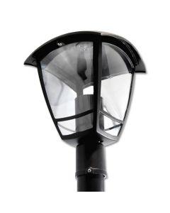 Lampa Ogrodowa Stojąca E27 Wysoka 1m Zewnętrzna LATARANIA NIKO Masterled