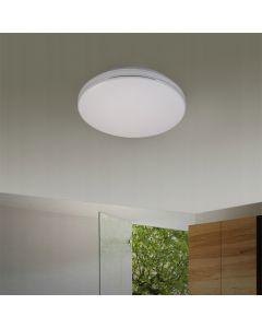 Plafon LED Sufitowy Łazienkowy Lampa Sufitowa KIRO 24W 4000K IP44 MasterLED