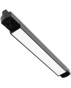 Reflektor Szynowy LED Listwa Aluminiowa  1-fazowa 15W 1200lm 4000K czarna