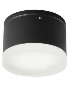 KINKIET ścienny 48x LED lampa ogrodowa oprawa ELEWACYJNA zewnętrzna okrągła 10W Santo