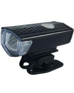 Wielofunkcyjna latarka lampka rowerowa MS 301 3W 240lm LED XPE 3 tryby świecenia