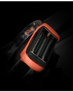 Latarka lampka czołowa MH 201 5W Cree XTE  + 2x SMD LED na baterie