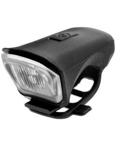 Zestaw wielofunkcyjna lampka rowerowa LED PRZÓD + TYŁ
