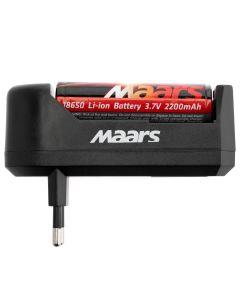 Ładowarka do baterii i akumulatorów uniwersalna 3,7W MC 500 + akumulator