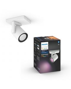 Philips HUE White and Color Ambiance Lampa Argenta 1x5,5W Bluetooth Zigbee 8718696171578