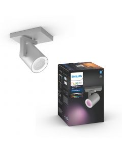 Philips HUE White and Color Ambiance Lampa Argenta 1x5,5W Bluetooth Zigbee 8718696171615
