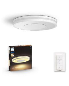 Philips HUE Being Ceiling Lampa sufitowa Biała 1x27W ZigBee + Bluetooth 32610/31/P6