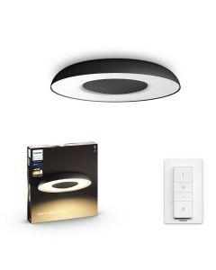 Philips HUE Still Ceiling Lampa sufitowa Czarna 1x27W ZigBee + Bluetooth 32613/30/P6