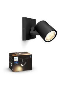 Philips HUE RUNNER Oprawa sufitowa Reflektor SPOT LED Punktowy Czarny GU10 ZigBee + Bluetooth 53090/30/P9