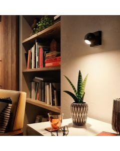 Philips HUE Buckram Reflektor SPOT LED Punktowy Czarny GU10 + Ściemniacz ZigBee + Bluetooth 50471/30/P6
