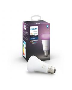 Philips HUE White and Color Żarówka LED A60 E27 9W Bluetooth Zigbee RGB + CCT