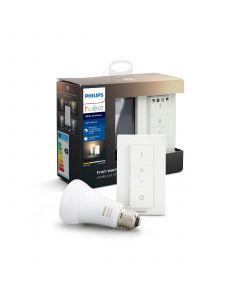 Żarówka LED E27 A60 9W PHILIPS HUE White Ambiance + Ściemniacz Bluetooth 8718699673208