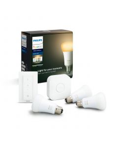 Philips HUE White Ambiance Zestaw Startowy 3xA60 Bluetooth 8718699673345