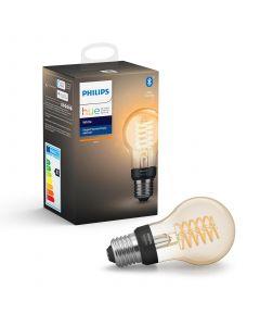 Żarówka LED E27 A60 7W Filament PHILIPS HUE White  Bluetooth Zigbee 8718699688820