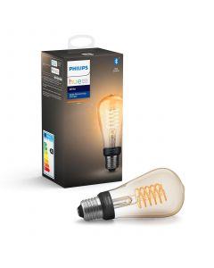 Żarówka LED E27 ST64 7W Filament PHILIPS HUE White Bluetooth Zigbee 8718699688868