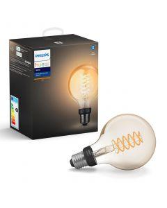 Żarówka LED E27 G93 7W Filament PHILIPS HUE White Bluetooth Zigbee 8718699688882