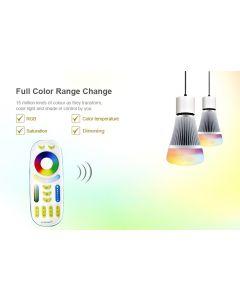 Żarówka LED E27 9W 850lm RGB+CCT Wi-Fi Mi-Light - FUT012