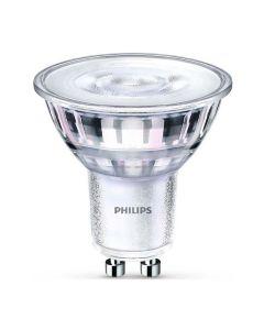 Żarówka LED GU10 3,8W = 50W 345lm 2700K Ciepła 36° PHILIPS Ściemnialna