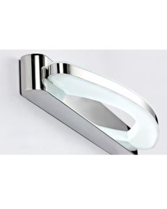 Kinkiet LED Oprawa łazienkowa 12W 54cm Biały Neutralny 5900000651309