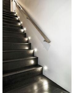 Oprawa Schodowa Dekoracyjna LED SABIK 0,8W 13lm 3000K Ciepła Kanlux