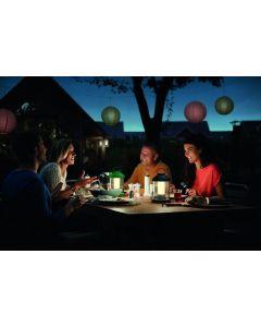 Latarenka stołowa LED 3W 350lm LAMPA ABELIA IP44 PHILIPS BIAŁA