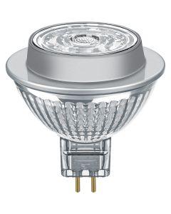 Żarówka LED GU5.3  MR16 6,3W = 35W 350lm 4000K Neutralna 36° CRI97 12V OSRAM Parathom Ściemnialna