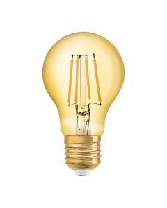 Żarówka LED E27 A60 4W = 36W 410lm 2400K Ciepła 360° OSRAM Vintage 1906
