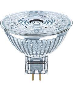 Żarówka LED GU5.3 MR16 4,9W = 35W 350lm 3000K Ciepła 36° 12V  OSRAM Parathom Ściemnialna