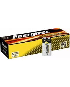 Baterie Alkaliczne ENERGIZER Industrial R9 6LR61 6F22 9V 12szt.