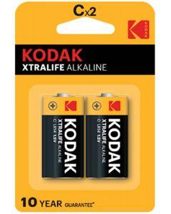 Baterie Alkaliczne KODAK C LR14 MN1400 Blister 2szt